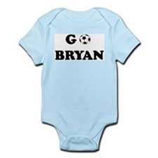GO BRYAN Infant Creeper