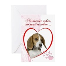 "Beagle ""Just Whistle"" Valentine"