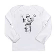 Ancient Alien Long Sleeve Infant T-Shirt