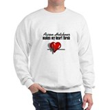 Aaron Hotchner makes my heart throb Sweatshirt