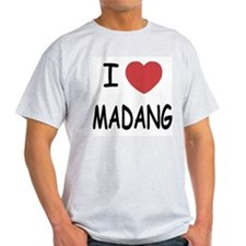 I heart madang T-Shirt