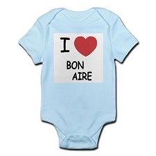 I heart bonaire Infant Bodysuit