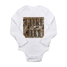 I Like Dirt Long Sleeve Infant Bodysuit