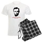 Abraham Lincoln Quote pajamas