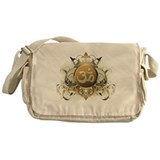 Stylish Om Messenger Bag