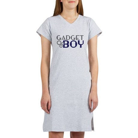 Gadget Boy Women's Nightshirt