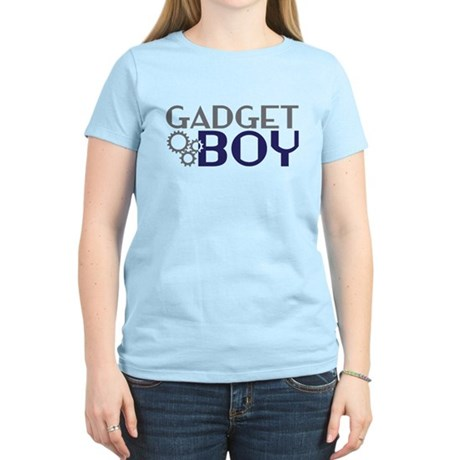 Gadget Boy Women's Light T-Shirt