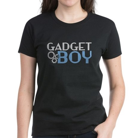 Gadget Boy Women's Dark T-Shirt