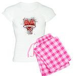 Heart Samurai Women's Light Pajamas