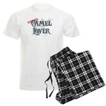 Camel Lover Men's Light Pajamas