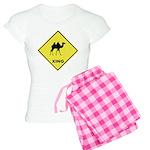 Camel Crossing Women's Light Pajamas