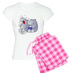 Crying Hippo Women's Light Pajamas