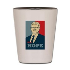 Newt Gingrich Real Hope Shot Glass