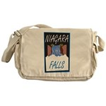 Niagara Falls Messenger Bag