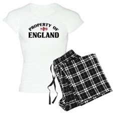 Property Of England Pajamas