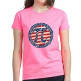 American Pi, Pie Distressed Tee