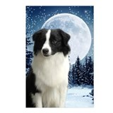 2010 Border Collie Postcards (Package of 8)