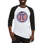 American Pi, Pie Baseball Jersey