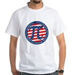 American Pi, Pie White T-Shirt