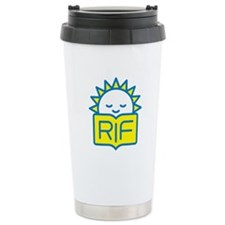 RIF Ceramic Travel Mug - Sun Book Character