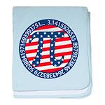 American Pi, Pie baby blanket