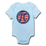 American Pi, Pie Infant Bodysuit