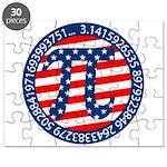 American Pi, Pie Puzzle