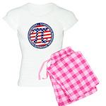 American Pi, Pie Women's Light Pajamas