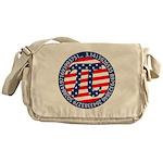 American Pi, Pie Messenger Bag