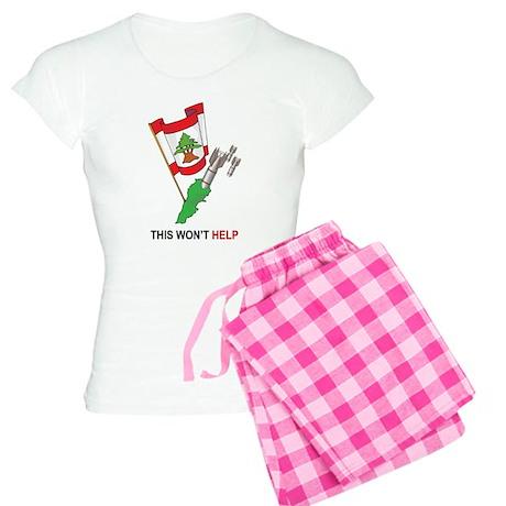 This Won't Help Women's Light Pajamas