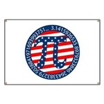 American Pi, Pie Banner