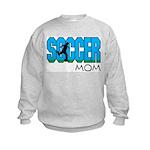 Soccer mom Kids Sweatshirt