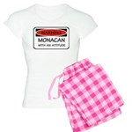 Attitude Monacan Women's Light Pajamas