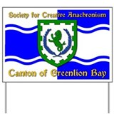 Greenlion Bay Yard Sign