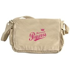 Panamanian Princess Messenger Bag
