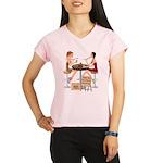 Seminole Sushi Girls Performance Dry T-Shirt