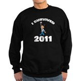 I Survived 2011 Jumper Sweater