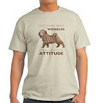 Shar Pei Attitude Light T-Shirt