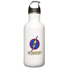 ADHD IS MY SUPERPOWER Water Bottle