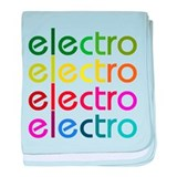 Electro baby blanket