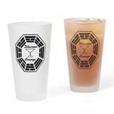 LOST Dharma Lounge Drinking Glass
