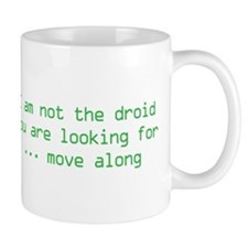 I'm Not the Droid Your Looking for Valentine Mug