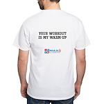 MAX 4 White T-Shirt
