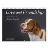 Brittany Spaniel Calendar