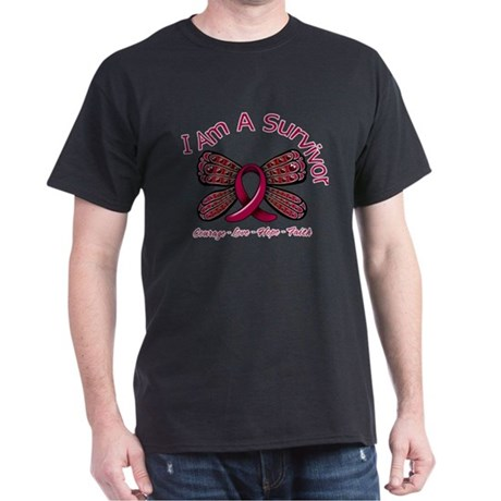 Sickle Cell Anemia Survivor Dark T-Shirt
