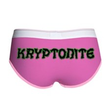 Kryptonite Women's Boy Brief