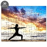 You Are a Warrior! Puzzle