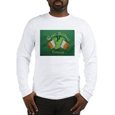 Unique Belfast Long Sleeve T-Shirt