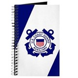 USCG Auxiliary Flag<BR> Log Book