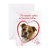 "Bulldog ""Just Whistle"" Valentine"